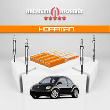 KIT 4 CANDELETTE VW NEW BEETLE 1.9 TDI 74KW 101CV 2010 -> CGP002