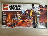 Lego Star Wars Revenge of the Sith 75269 Duel on Mustafar Anakin Skywalker Set🔥