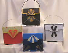 "Card Paper Crafting Templates CD: ""Deco Handbag"" 428CD Gift Bag"