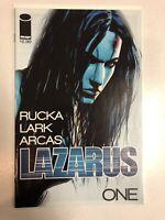 Lazarus (2013) # 1 (NM) 1st Print ! TV Show Rucka Lark Arcas !