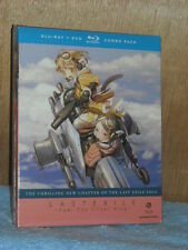 Last Exile: Fam, the Silver Wing - Part 2 (Blu-ray/DVD, 2013, 4-Disc Set) NEW