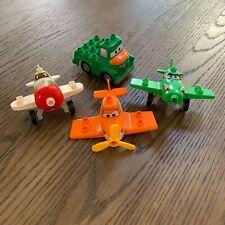 Lego Duplo Disney Pixar Cars and Planes Figures Characters Set