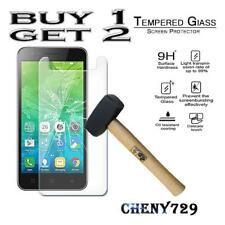 For Lenovo Vibe C2 - 100% Genuine Tempered Glass Film Screen Protector Cover