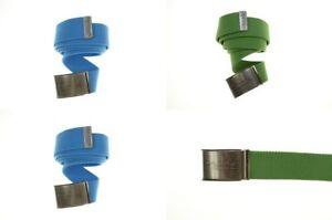 Adidas Originals Gürtel Lotdivers Os Clasp Belt Stoffgürtel 120 cm NEU 45450X