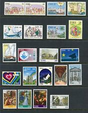 Ireland 1992 Year Set Scott 852//884 NH 33 Stamps