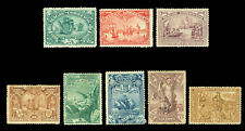 MACAU (CHINA) 1898  Vasco da Gama issue  Scott # 67-74  mint MH