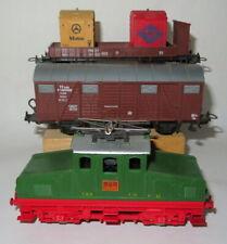 Lima FS locomotive  216015 + FS wagons