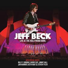 Jeff Beck & Various LIVE AT THE HOLLYWOOD BOWL New Sealed Vinyl 3 LP + DVD