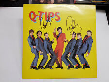 Q TIPS - Signed LP by 2 Inc Paul Young - Q Tips - MUSIC - EX/EX