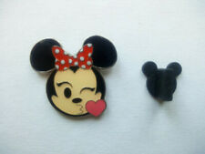 Pin's Disney Minnie Kiss Pins Pin Badge