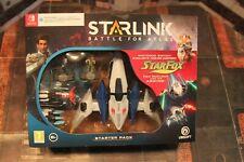 STARLINK - Battle for Atlas - STARTER PACK - STARFOX ARWING - SWITCH