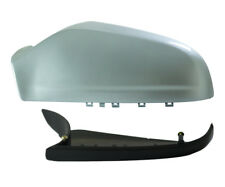 Vauxhall Opel Astra H MK5 04-09 Wing Mirror Cover & Lower Holder LHS Star Silver