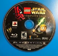 LEGO Star Wars: The Complete Saga (Sony PlayStation 3, 2007) DISC ONLY 11406