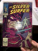 Silver Surfer #1 & #2 Stan Lee & Moebius 1988 Marvel Comics