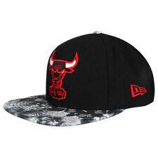 CHICAGO BULLS NBA NEW ERA 9FIFTY PRINT PLAY TROPIC SNAPBACK HAT CAP ORIGINAL FIT