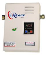 Titan Tankless Water Heaters - SCR2 electric models N120, N100, N85, N64 - NEW