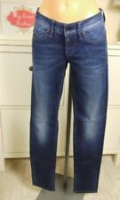 G-STAR Jeans Hose Jeanshose Röhre Slim Darkblue Gr. W29 L34 (A47)