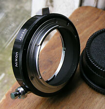 Nikon  F E2 14mm manual extension tube non-ai & stop down plunger