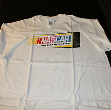"""Brand New Nascar """"HOW BAD"""" T-Shirt X- Large"""