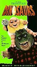 Dinosaurs - V. 1 (VHS, 1991)