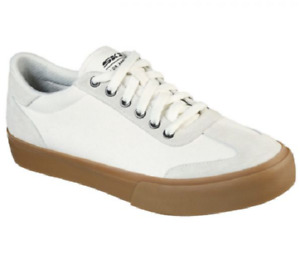 SKECHERS 237039/OFWT SKECHERS SC-SINFIS Mn`s (M) Off White Suede Casual Shoes