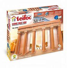 teifoc Steinebaukasten - Brandenburger Tor TEI2500 Spielzeug by Brand Toys