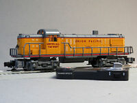 LIONEL UP SHERMAN HILL SCOUT LIONCHIEF REMOTE CONTROL ENGINE O GAUGE 6-83624-E