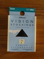 St Michael Vision 7 Denier Stockings S Black