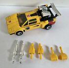 Vintage Very Nice 1980s Transformers G1 Sunstreaker Autobot Car - NR