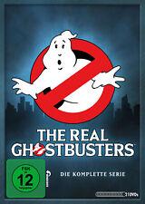 The Real Ghostbusters - Die komplette Serie (21 Discs) DVD *NEU*OVP*