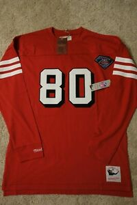 Mitchell and Ness Throwback Jersey San Francisco 49ers Jerry Rice XLT 3624043