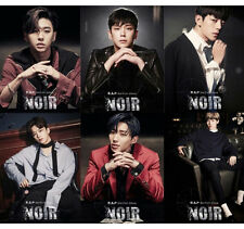 B.A.P-[NOIR] 2nd Album Limited YOO YOUNG JAE CD+Mini POSTER+Photob Book+Card BAP