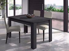 LANZA Grey Ash Extending Dining Table 90cm x 140cm - 190cm 4 - 6 Seater