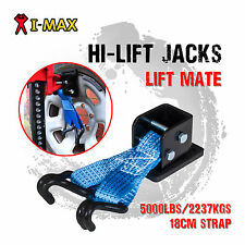 I-MAX Wheel Tyre Hi Lift Jack Mate Lifter Farm Jack 4WD 4x4 Offroad Recovery