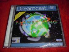 Sega Dreamcast  Planet Ring  - NEU & ORIGINALVERPACKT in FOLIE  -  Sammlerstück