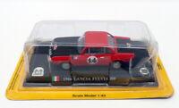 Del Prado 1/43 Scale DP121219 - Lancia Fulvia HF - #14 Monte Carlo 1966