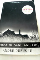 House of Sand and Fog Andre Dubus III Paperback Book Oprah's Club
