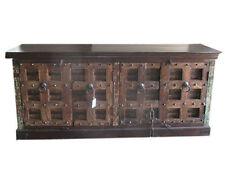 Perfect Medium Wood Tone Teak Indian Antique Furniture