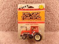 Vintage ERTL 1/64 Scale Diecast Allis-Chalmers 8070 Tractor With Cab Farm Toy C