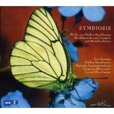 "MARKUS STOCKHAUSEN ""SYMBIOSIS""  CD NEU"