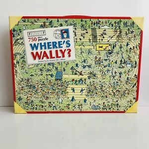Vintage Wheres Wally Jigsaw Puzzle *FREE POST*