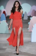 Alice Mccall Red Dress, Celebrity Wear Small Runway