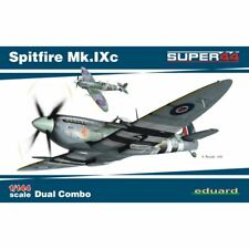 Eduard Edua4429 Spitfire Mk. Ixc Dual Combo 1/144
