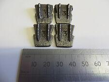 Axe Iron Wedges Hammer Hatchet Wedges Axe Handle Set x4 Size No.3 Log Splitting