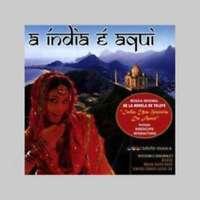 Various Artists - A India E Aqui CD Sealed ! New !