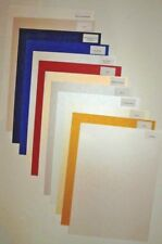 A4 (20) Buy 2+1 Free Pearlised Shimmer Card 250gsm Double Sided Choose Colours!