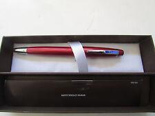 NEW Cross Dalton Fountain Pen  Classic Limited Edition Plasma Red