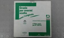 VORWERK FOLLETTO N.2 FILTRI ODORI K130/1 ART.04590