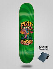 """New listing Skateboard Skate Skateboard Flip Deck Loveshroom Green 8.25 """" x32.31 """""""