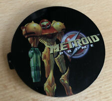 Nintendo Gamecube Metroid Prime Faceplate / Decal / lid